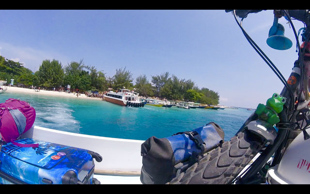 von gili nach lombok