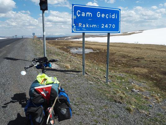 Cam Gecidi - bisher der höchste