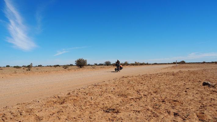 Auf dem Oodnadatta Track
