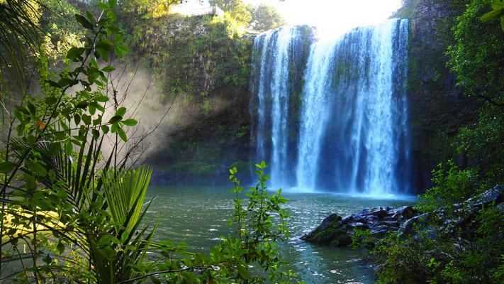 ...und Wasserfälle