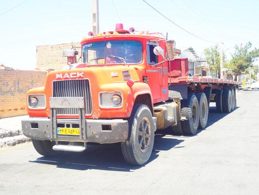 typischer Truck