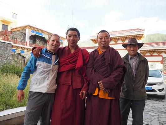 Gastgeber in Yushu