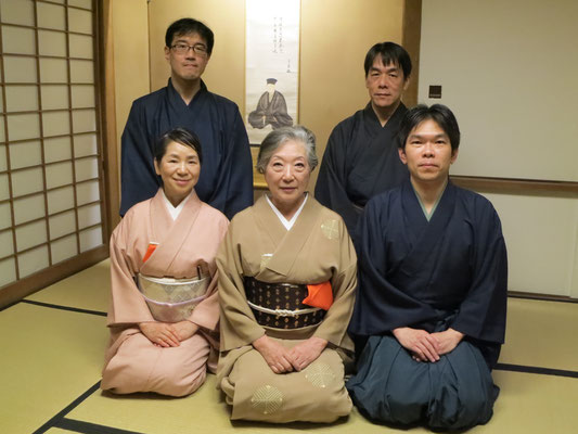 養和会 青山教室 鈴木宗幸先生クラス