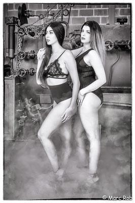 Katia & Tessy # 2