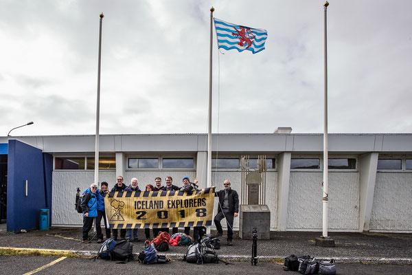 Iceland Explorer Team 2018