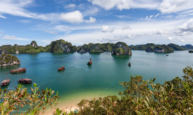 Ha Long Bay # 01