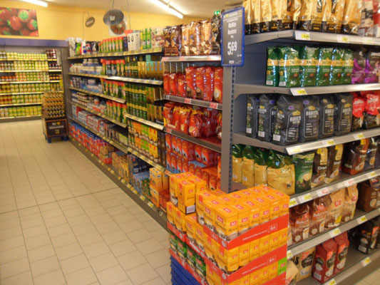 Cerealien, Kaffee und Tee Brot bei EDEKA in Lahnau Dorlar