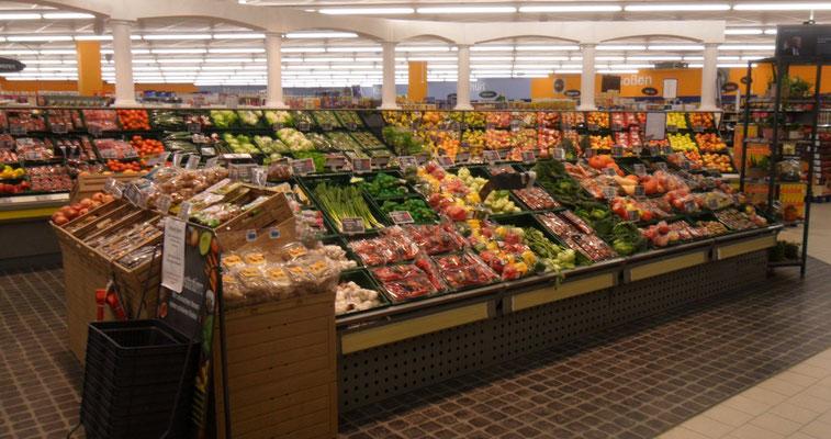 Obst und Gemüse bei EDEKA in Lahnau Dorlar