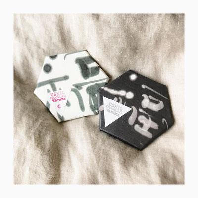 12月 広島・USHIO CHOCOLATL 台湾限定パッケージのデザイン