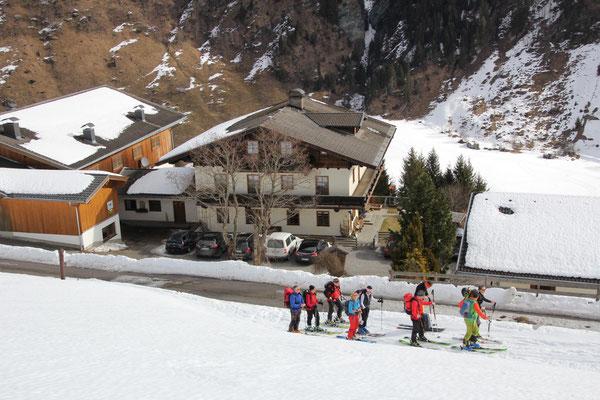 Skitour Karkogel