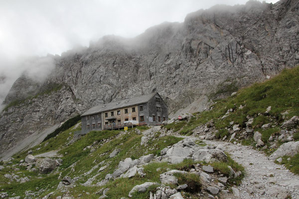 Lamsenhütte