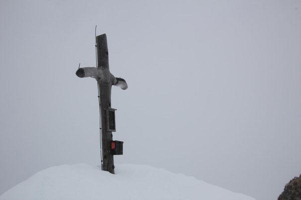 Gipfel Filzmooshörndl