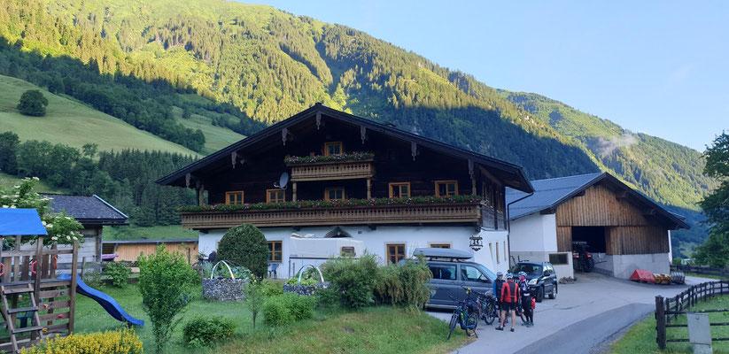 Bergbauernhof Riegerbauer