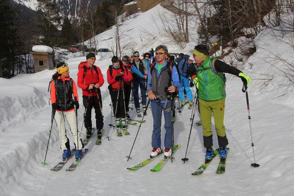 Skitour Penkkopf
