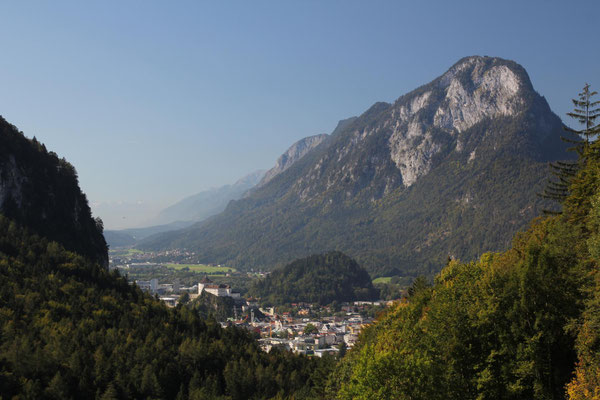 Blick nach Kufstein mit Pendling