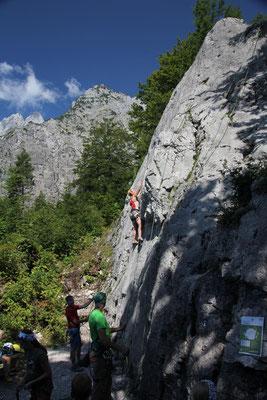 Kaiser Klettergarten