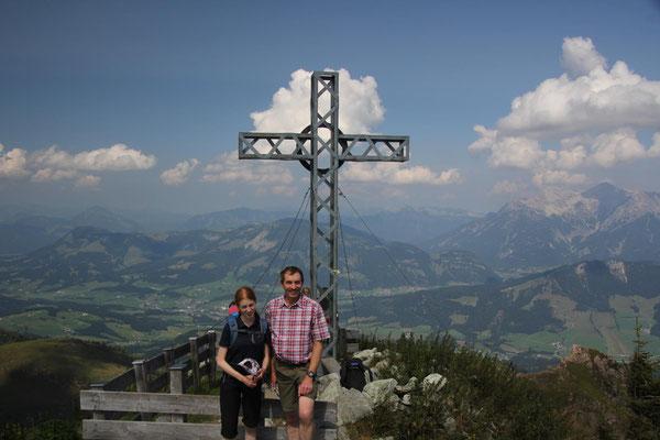 Henne Gipfel 2078 m