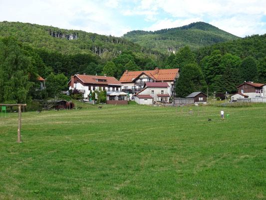 Hotel Winkler in Lokve
