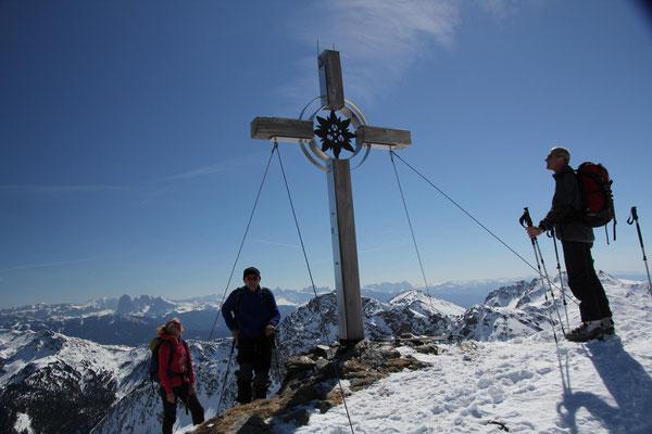 Liffelspitz 2590 m