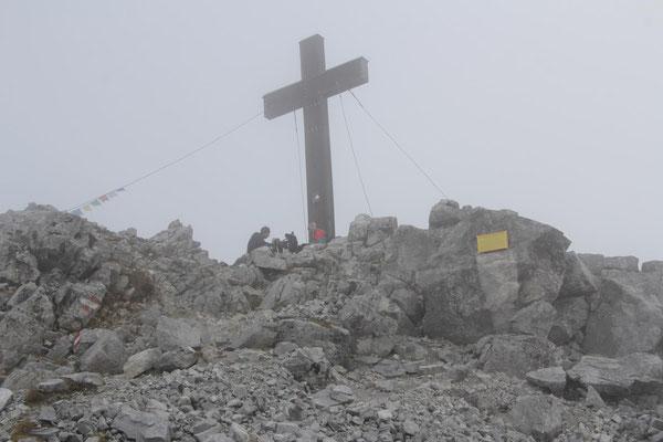 Gipfel Bosruck 1992 m