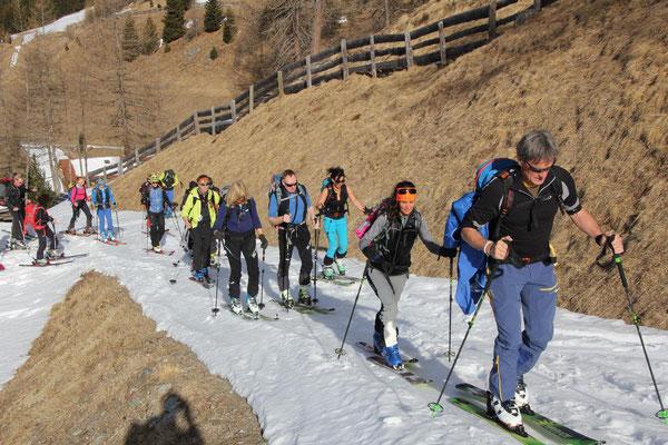 Skitour Schrotthorn