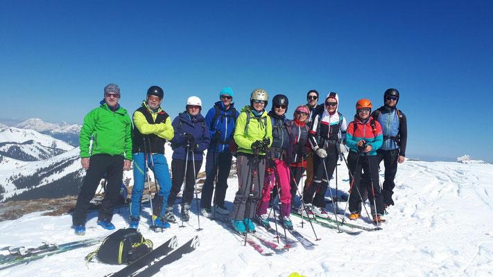 Gipfel Lattenberg