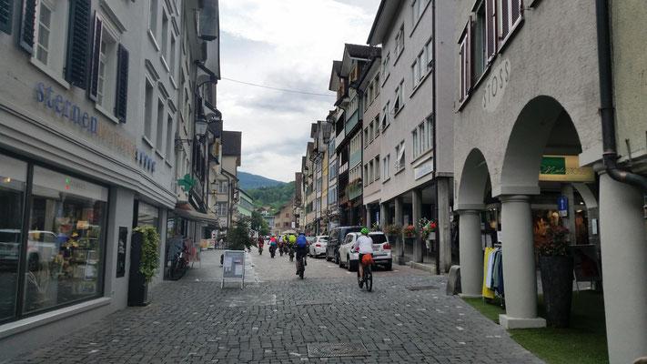 Altstadt von Altstätten