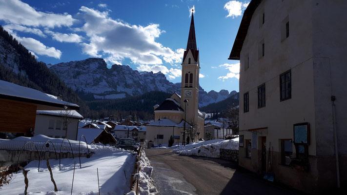Das Bergsteigerdorf Campill