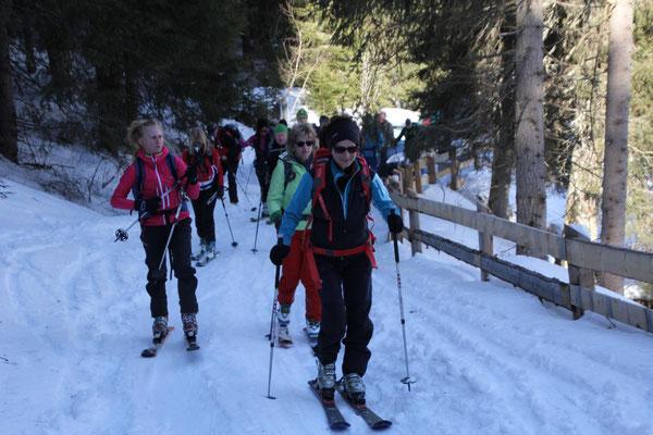 Skitour Plankenhorn