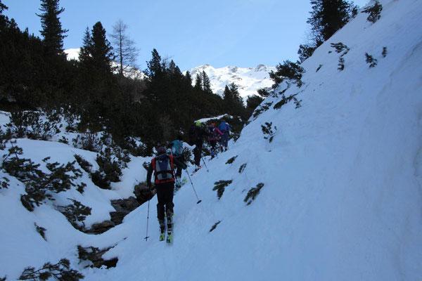 Skitour Hörtlaner
