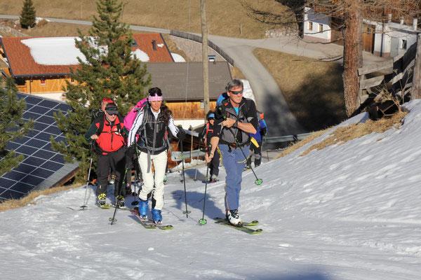 Skitour Liffelspitz