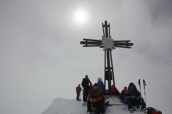 Gipfel Frauenkogel