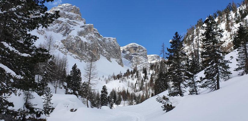 3. Skitour Antersactal