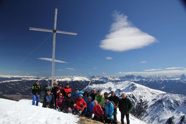Schrotthorn 2590 m