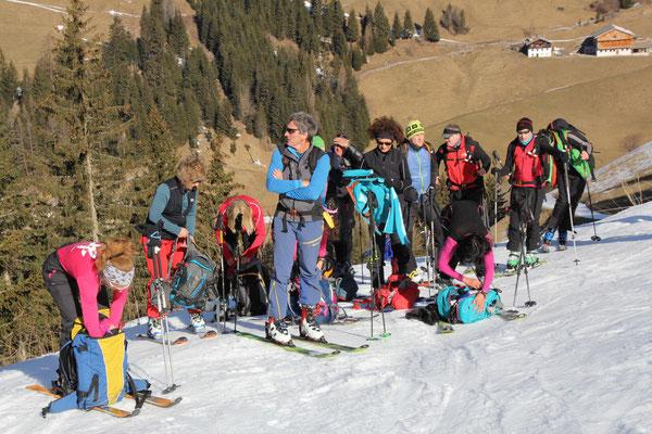 Skitour Pfattenspitz