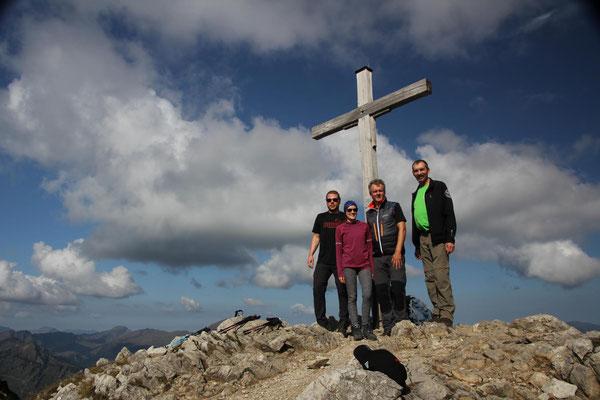 Walser Hammerspitze 2170 m