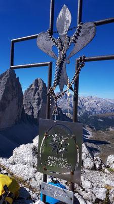 Gipfel Paternkofel