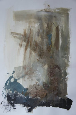 """The forest III"" 42 x 59,4 cm 