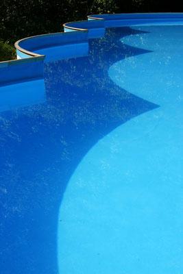 12.9.2010 - Schwimmbad in der Herbstsonne