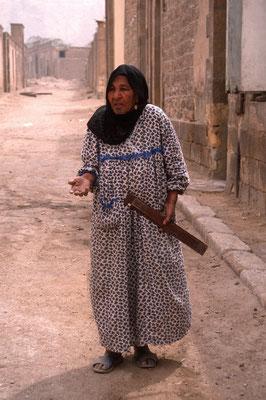 Kairo, Ägypten 1988 © Heike Wolters-Wrase