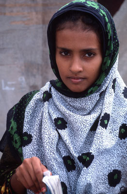 Maskat, Oman 1989 © Heike Wolters-Wrase