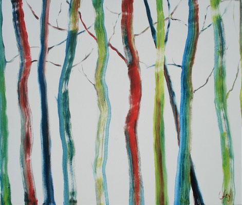 Bomen 3   60x70