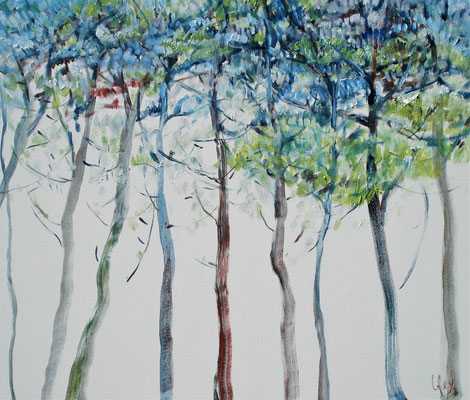 Bomen 1  60x70