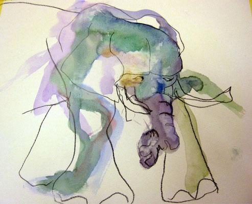 aquarel (geschonken)