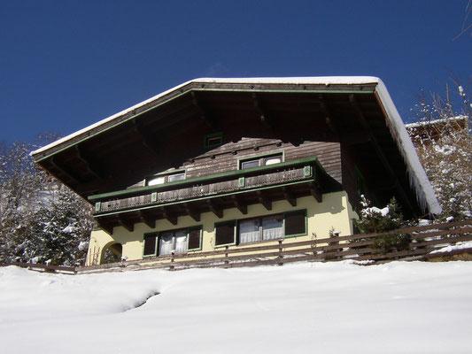 Ansicht Ferienhaus