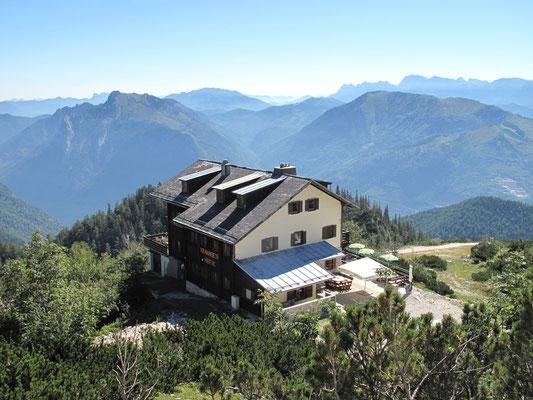 Kranabethhütte mit Panorama Terrasse