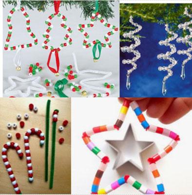 Weihnachtsbasteln Im Kindergarten.Weihnachtsbasteln In Der Wichtelwerkstatt Die Farbkleckser E V