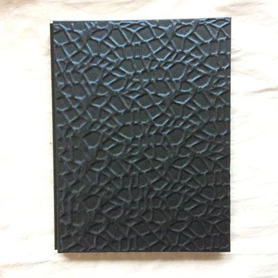 Notiz- und Skizzenbuch, Klebebindung