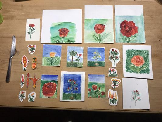 Rosen diverse