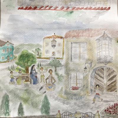 herrschafltiches Haus